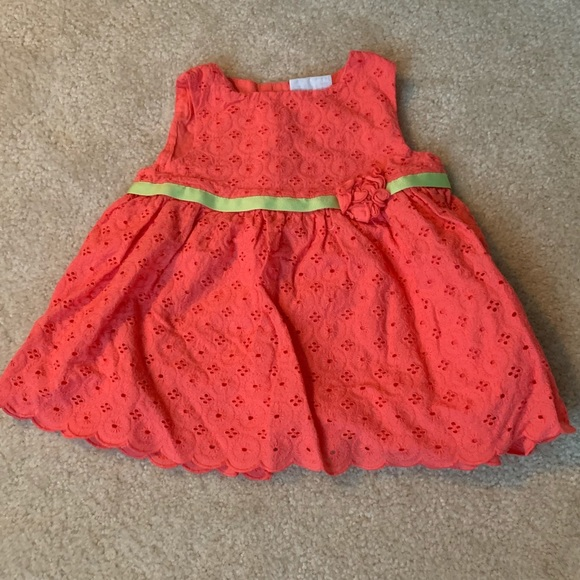 First Impressions Other - Eyelet dress